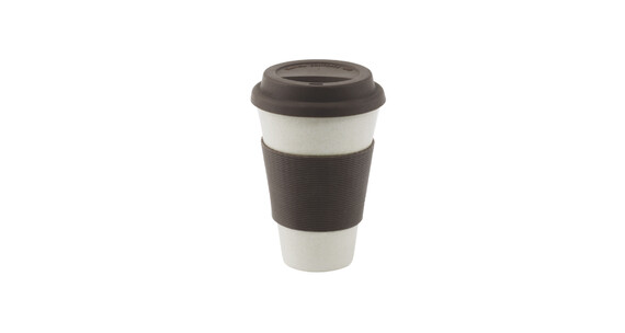 Outwell Bamboo Cup - Gourde - marron/blanc